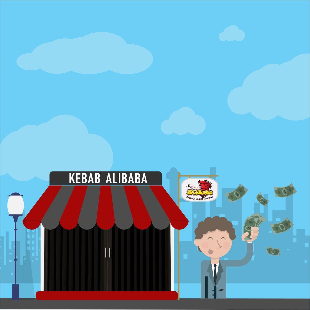 Bisnis Franchise Kebab Menguntungkan Di Indonesia