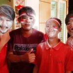 Semarak Peringatan HUT RI 73 – PT Berkah Purnama Sewu (Kebab Alibaba)
