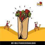 Menikmati lezatnya Kebab, GAK Perlu Jauh-jauh Ke Timur Tengah
